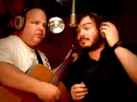 Awesome classic!!! the best song in the world! tenacious d - Tribute (official music video)