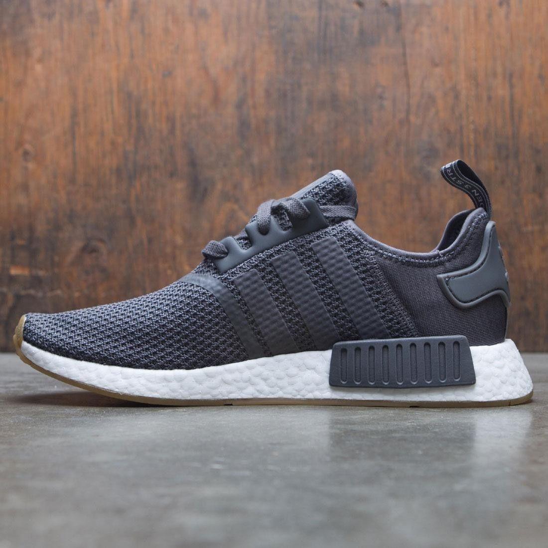 Adidas Men NMD R1 (gray / grey five