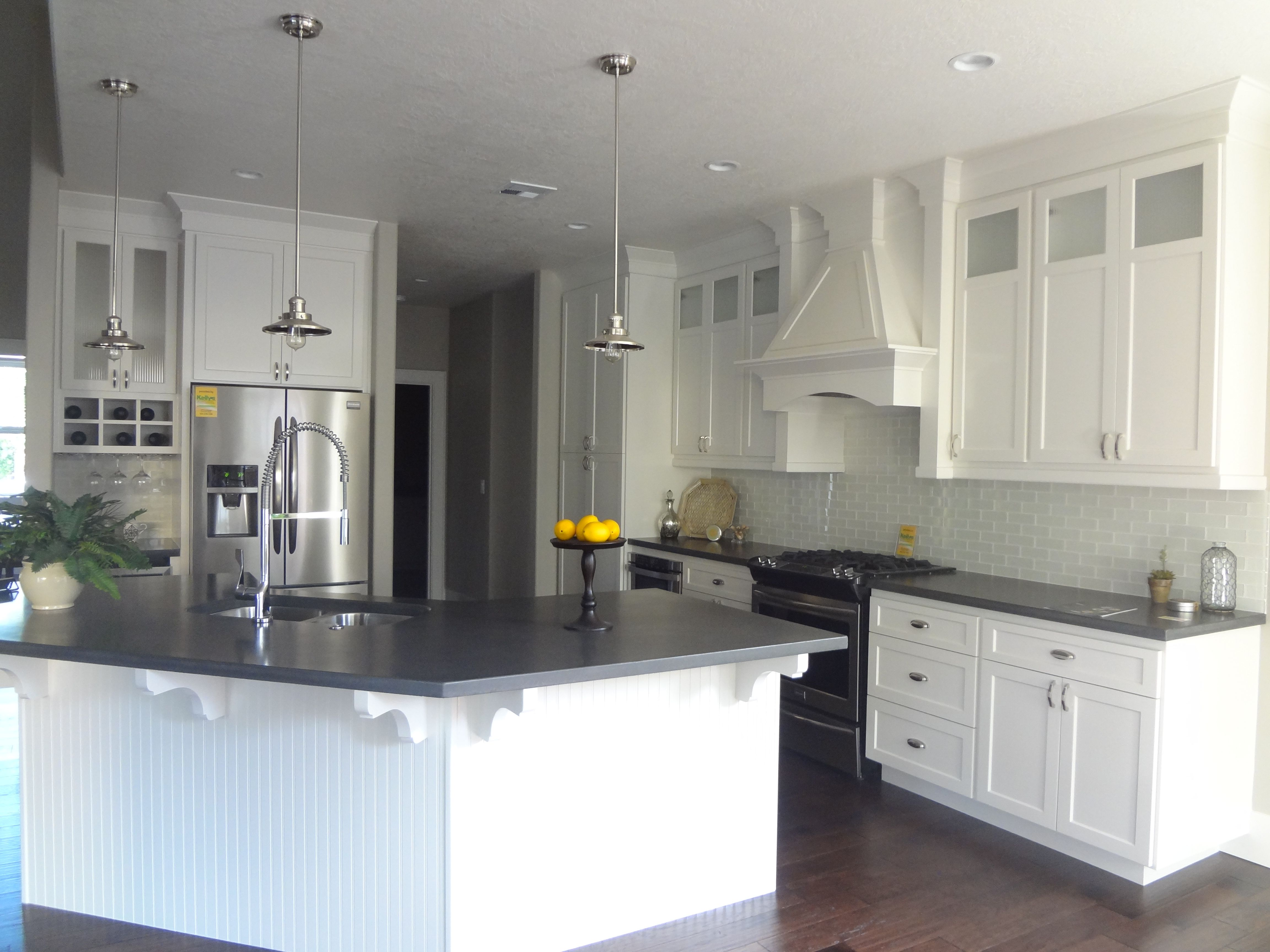 Materials Selected By Cherry City Interiors Design Salem Or Kitchen Cabinets Interior Interior Design