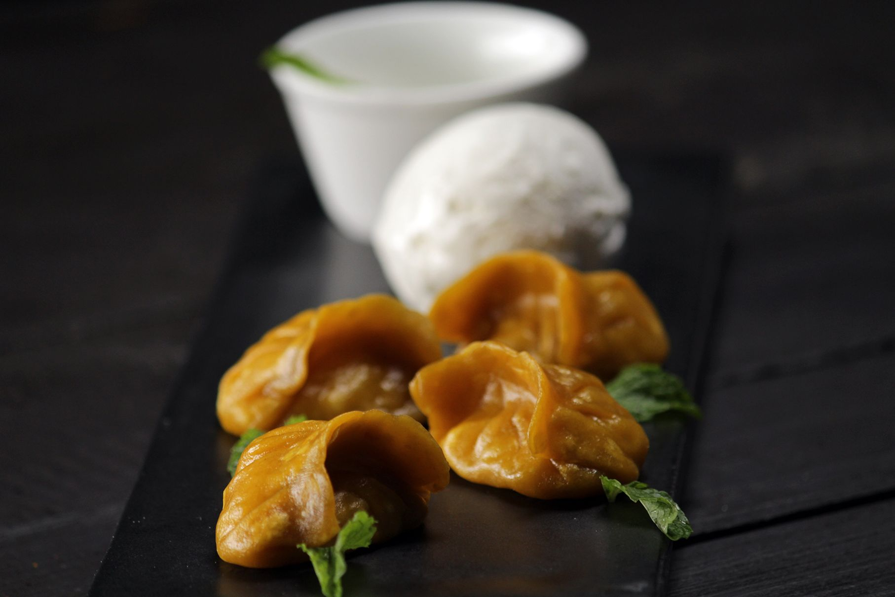 Sweet Mango Dim sums Dimsums are in all avatars