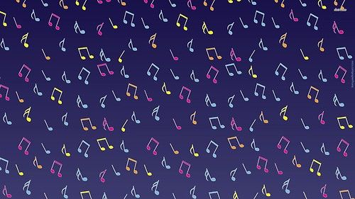 Music Notes Wallpaper Tumblr Music Wallpaper Music Notes