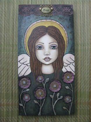 Lisa Lectura Criações: anjos