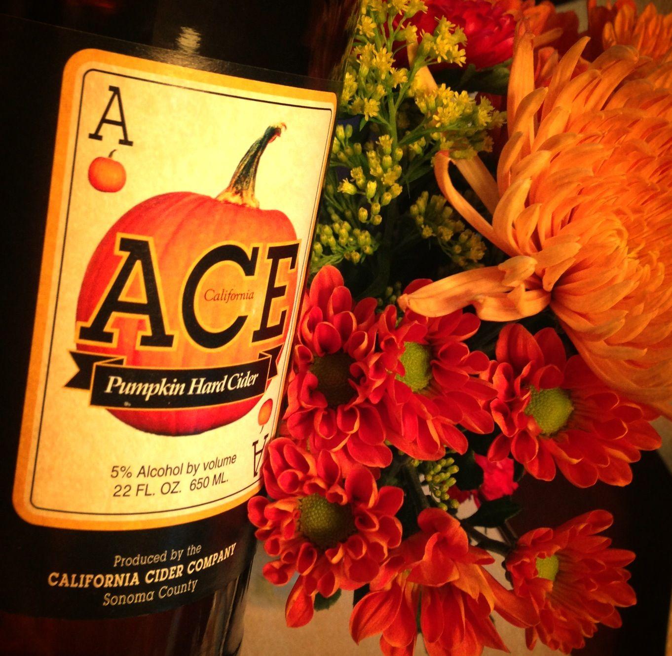 Pumpkin Hard Cider from Ace {glutenfree} Gluten free
