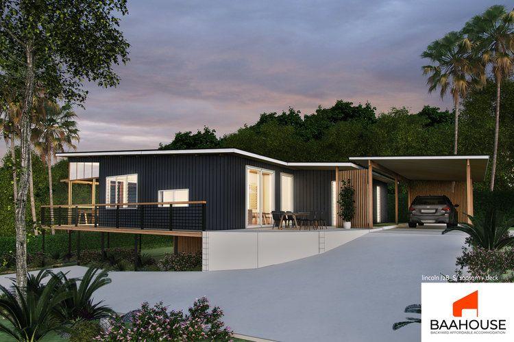 Lincoln Design Range — Baahouse / Granny flats / Tiny
