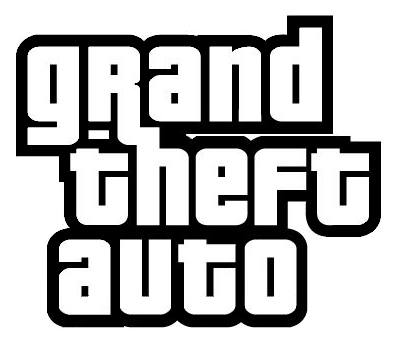 Gta Logo Google Search Grand Theft Auto Vinyl For Cars Car Logos