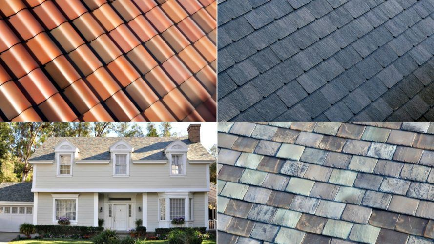 Tesla S New Solar Roof Is Actually Cheaper Than A Normal Roof Solar Roof Best Solar Panels Solar Energy Diy