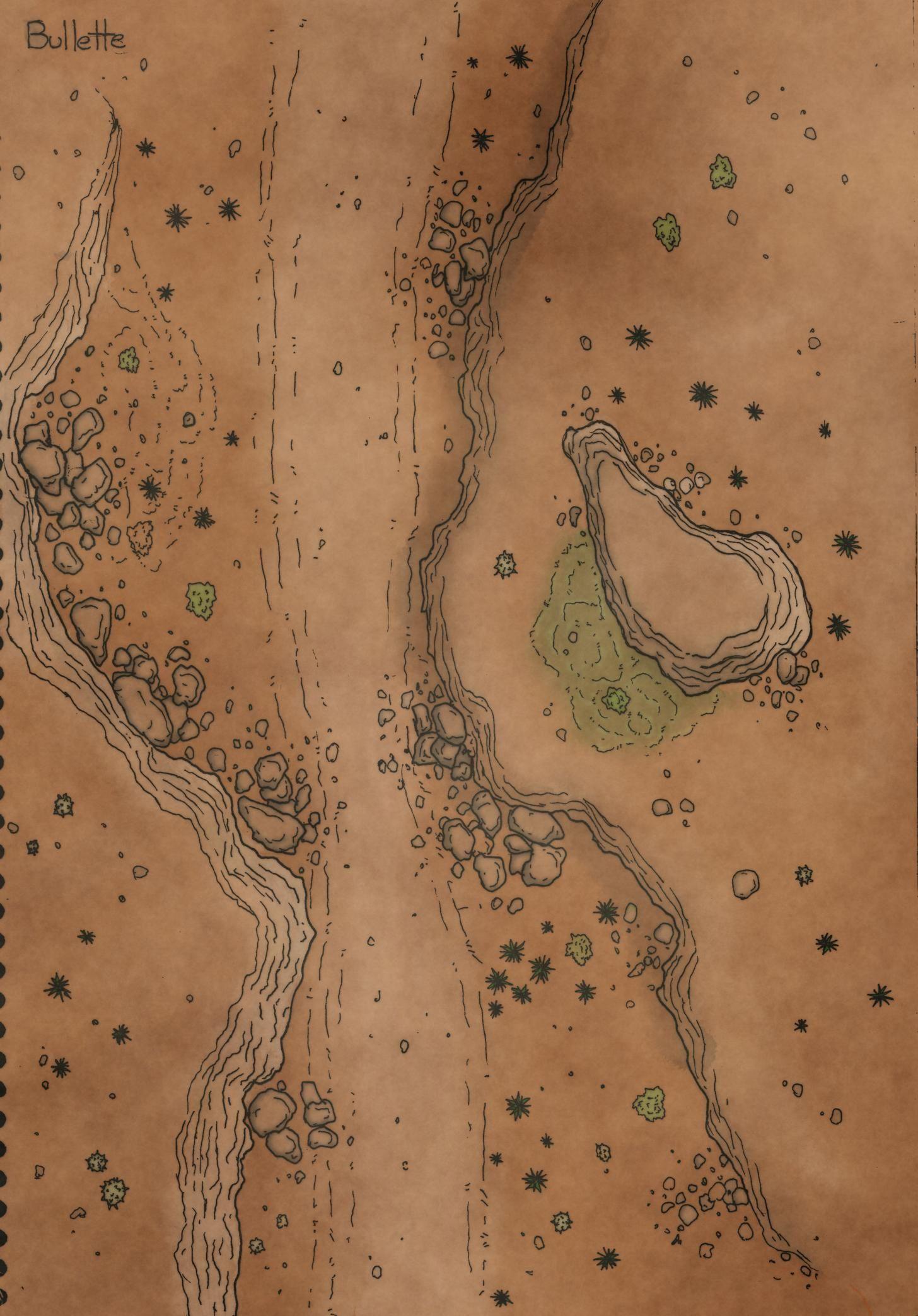 Desert Names Fantasy