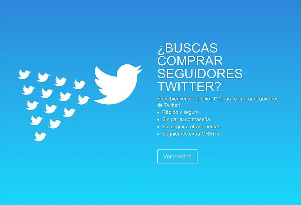 Comprar Seguidores Twitter Business Marketing Business