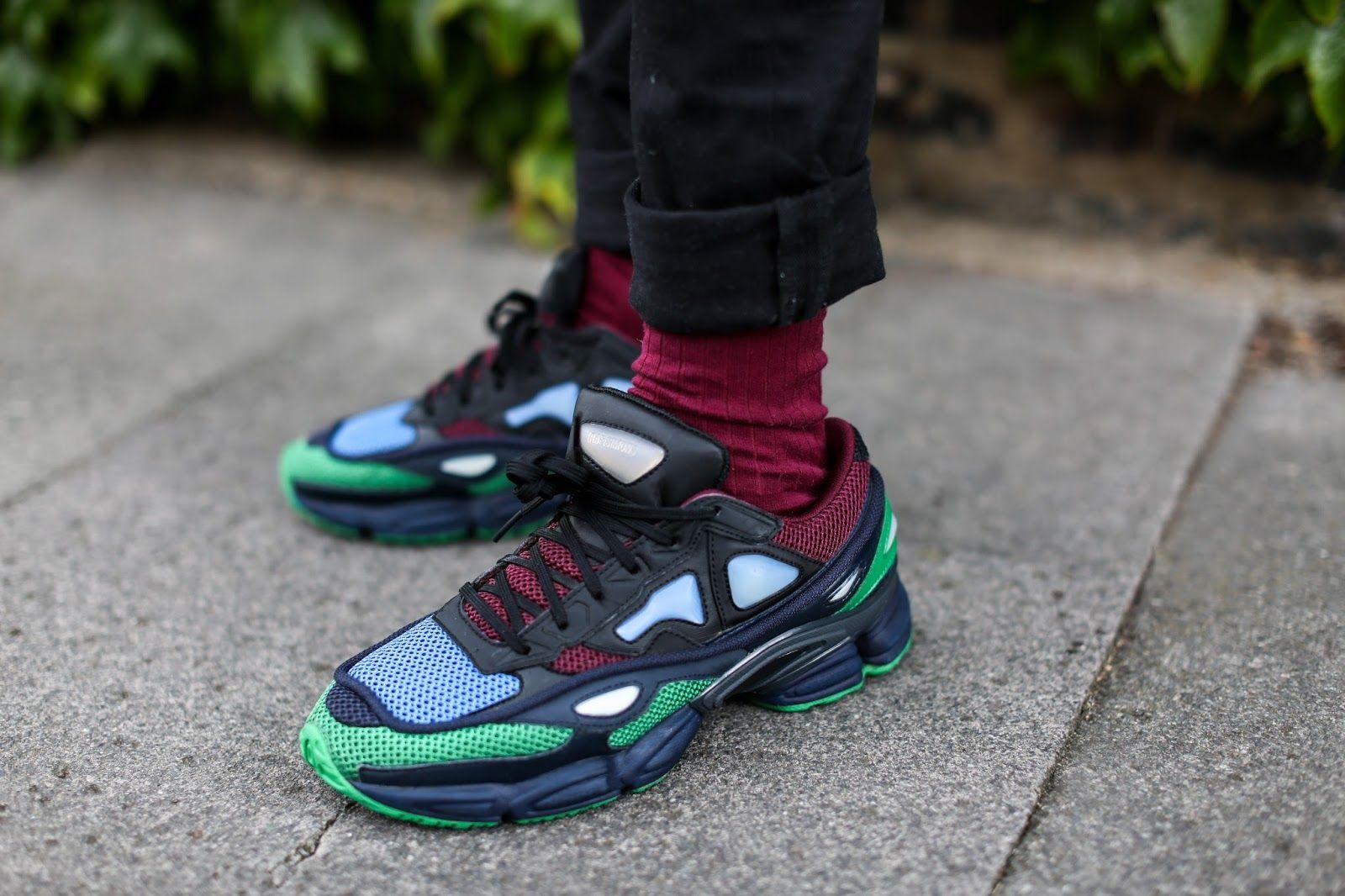 adidas by Raf Simons - Ozweego 2 FW13
