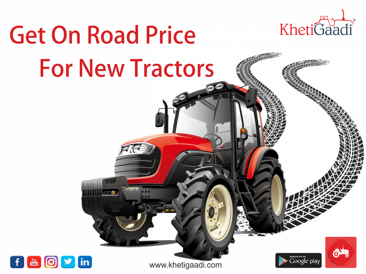 Check Tractor On Road Price in India  Easy way to check