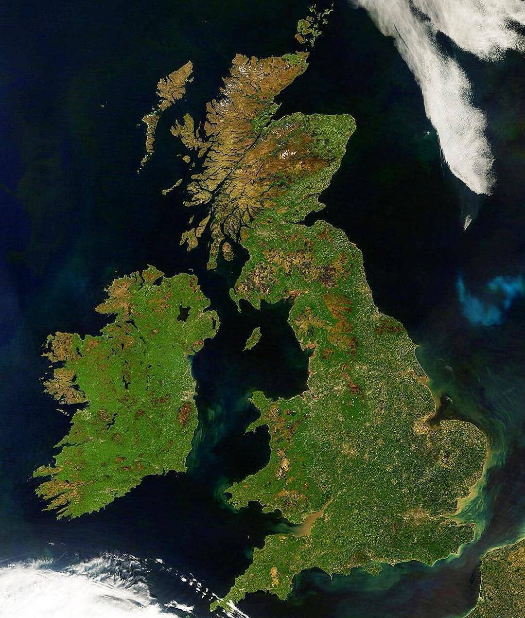 The Climate of the British Isles