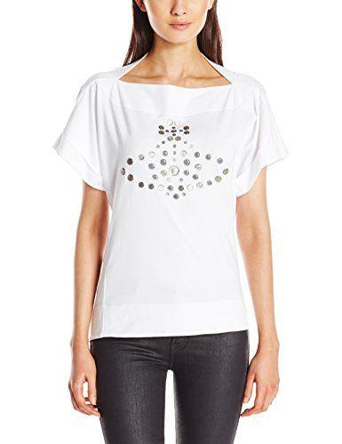 c73249895 VIVIENNE WESTWOOD Vivienne Westwood Anglomania Women'S Dot Orb T-Shirt. # viviennewestwood #cloth #