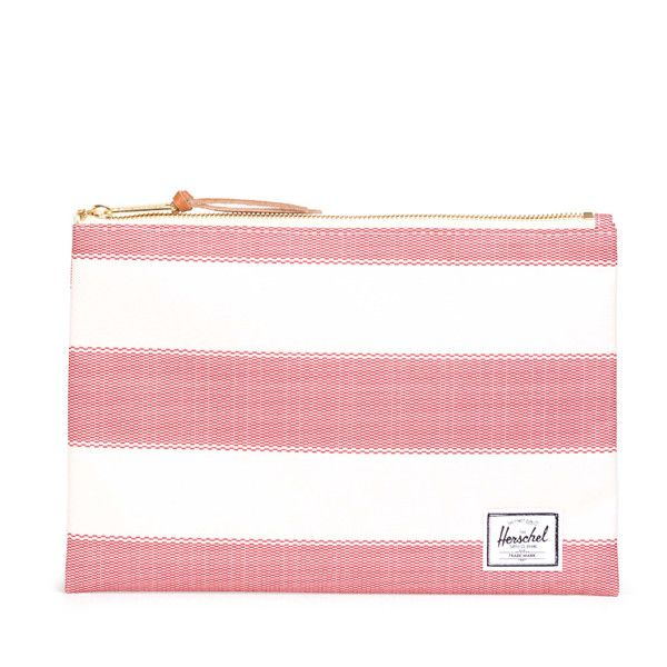 Network Pouch | L - in Natural Fouta, fr. Herschel Supply Co.