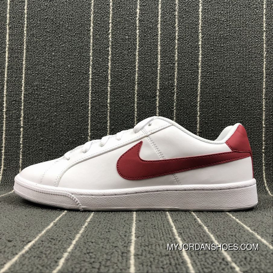 quality design d4aa2 f3ee7 Nike Court Royale Sl 826670 160 White Gym Red Cobblestone Blanc Cailloux  Rouge Gym 844802 103 Running Shoes Copuon   Running shoes, Rouge and Gym