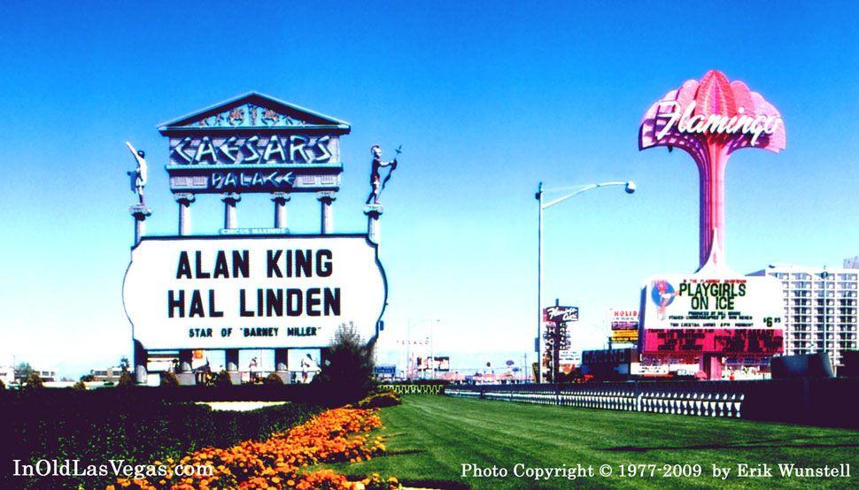 First hotel casino on las vegas strip
