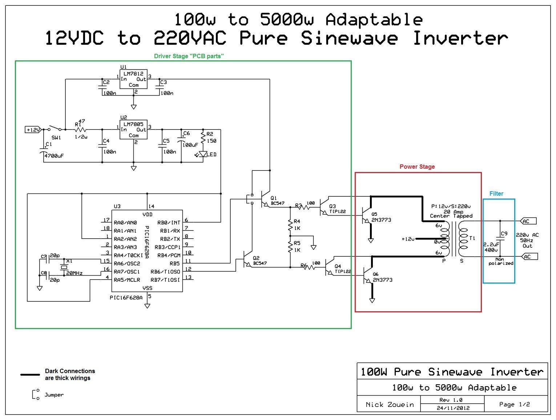 adaptable 12vdc 220vac pure sinewave inverter pinterest writing rh pinterest com