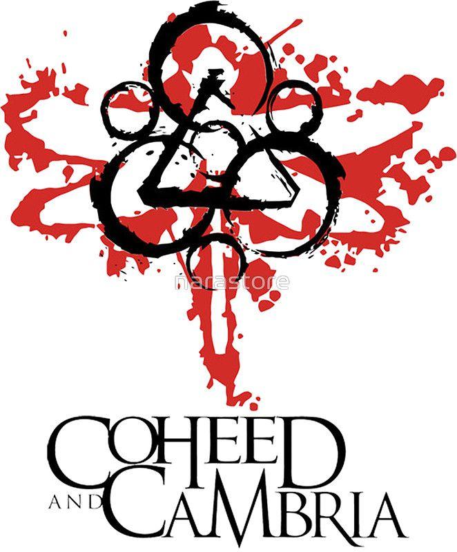 Coheed And Cambria Dragonfly Logo Album Cover Rock Baby