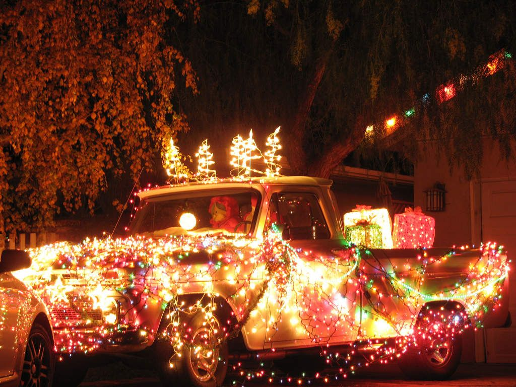 America's best streets for Christmas lights Holiday