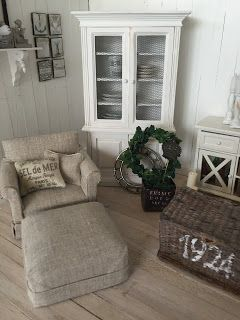 miniatyrmama shabby chic rooms by miniatyrmama. Black Bedroom Furniture Sets. Home Design Ideas