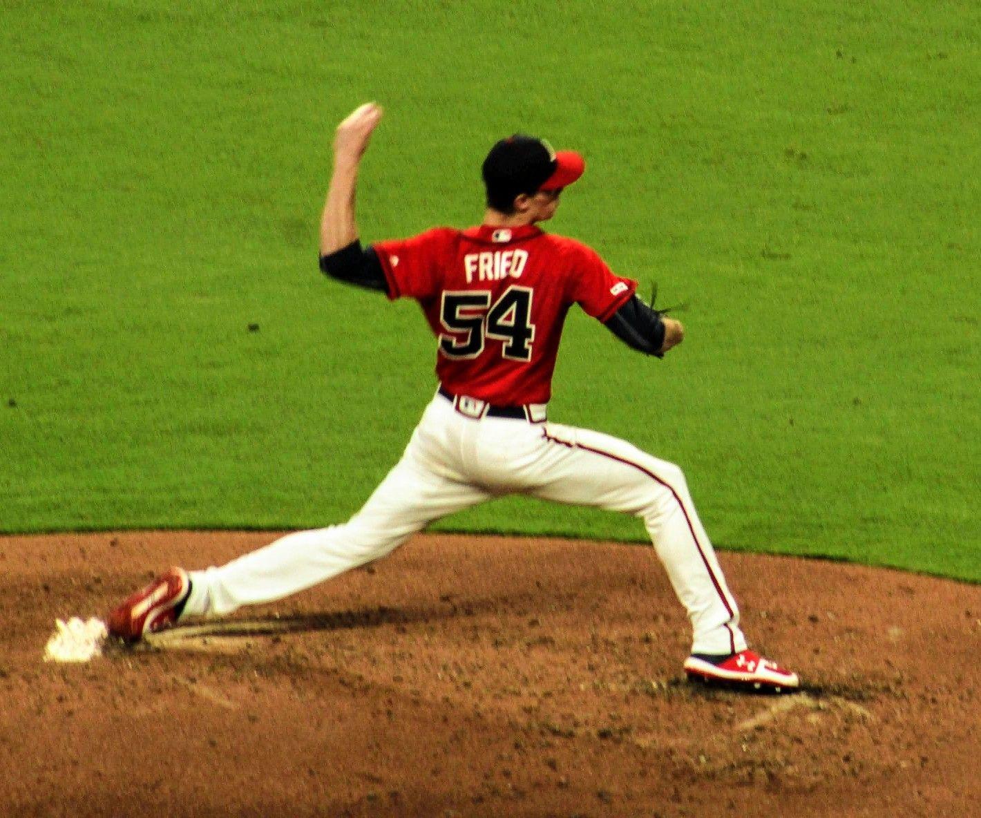 Max Fried Atlanta Braves Atlanta Braves Braves Baseball Braves