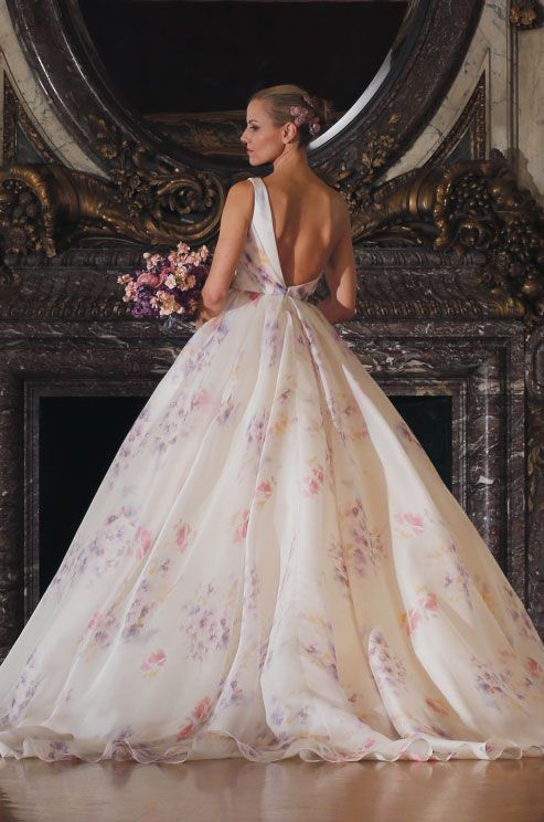 Romona Keveza Luxe Bridal Collection, Spring 2016 | Dresses ...