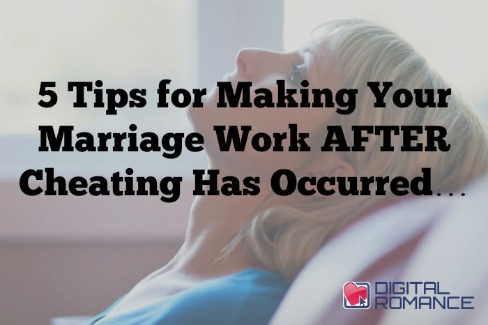 5 Tips for Making Your Marriage Work AFTER Cheating Has Occurred… - If you've discovered that your husband is cheating, there's no doubt that you feel absolutely devastated, especially if it's with a younger woman. Jasbina Ahluwalia of Intersections Match gives us a quick look at five helpful tips for making your marriage work after his betrayal. #marriage #advice #relationships