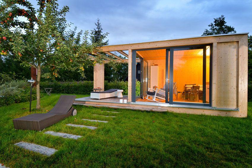 Gartenlounge Gartenhaus Aus Polen Gartenhaus Zum Wohnen Design Gartenhaus