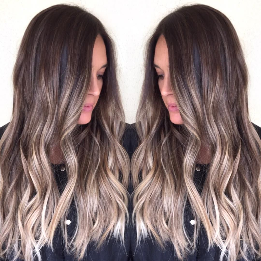 Hair Color Ideas Perfect Balayage On