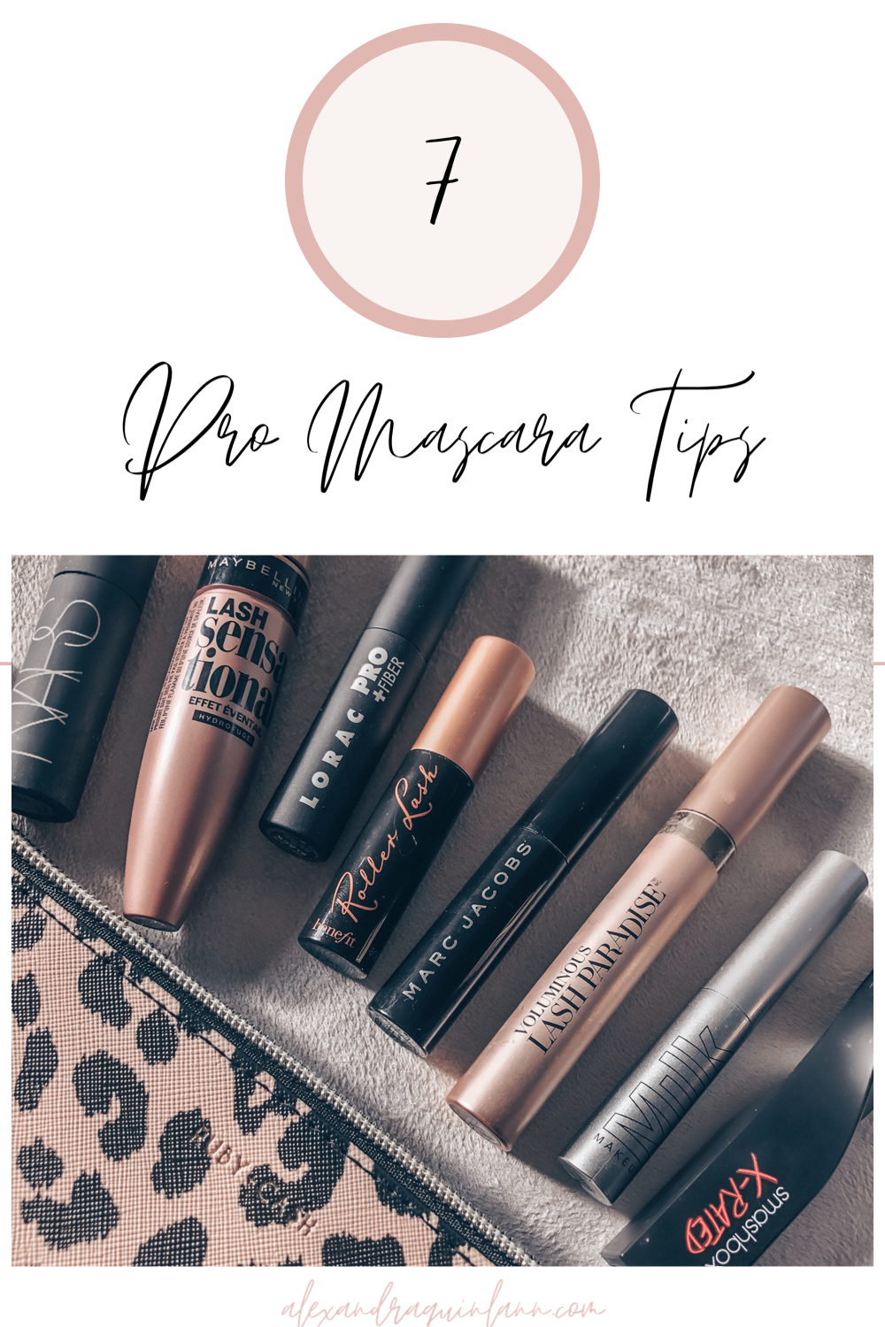 7 Mascara Tips For Beginners in 2020 Mascara tips