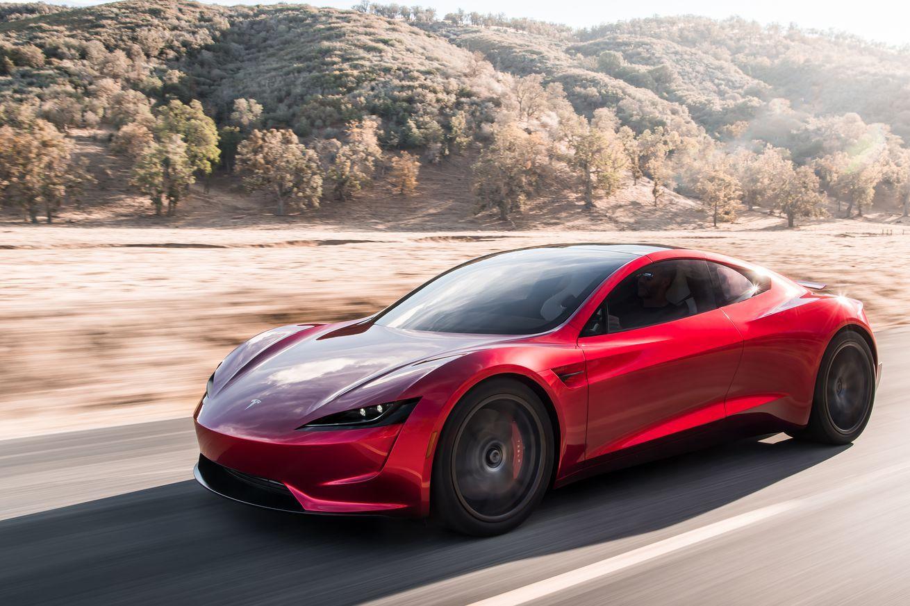 2020 Tesla Roadster HD Wallpaper Tesla roadster, Tesla