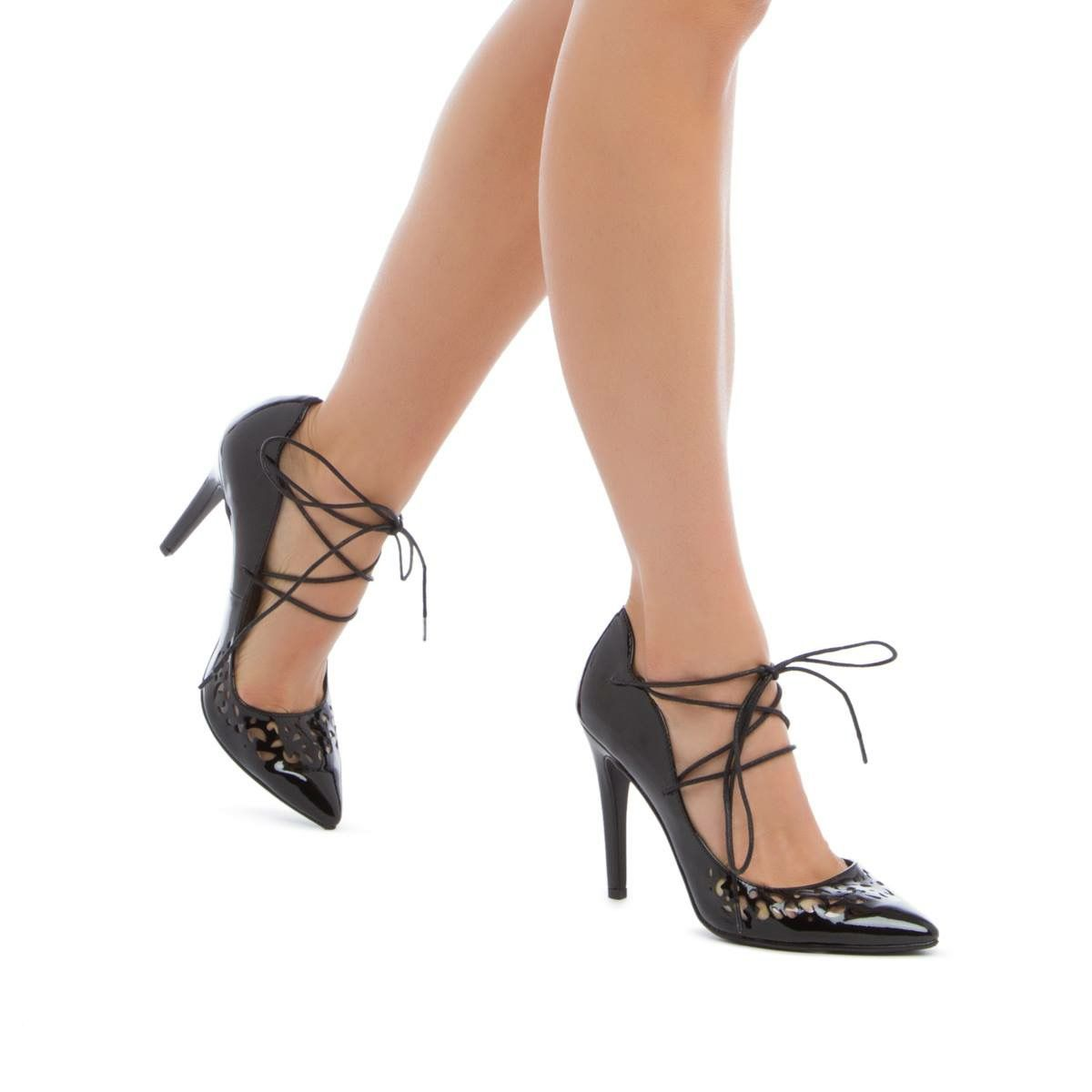 Womens high shoes: with what to combine