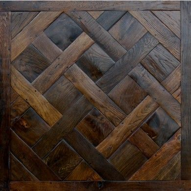 Antique French Oak Parquet De Versailles Www Lassco Co Uk