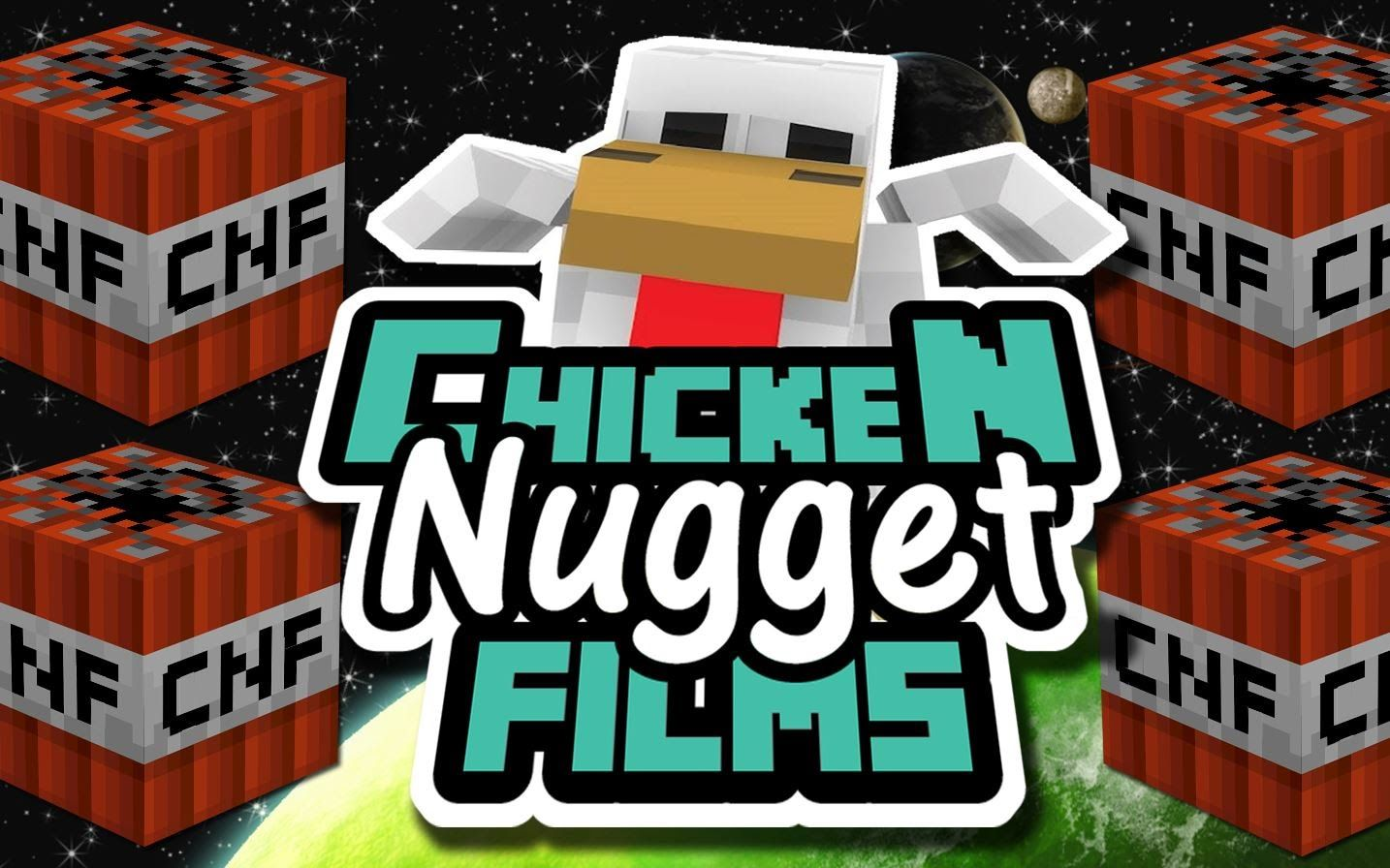 Minecraft Hypixel TNT Games Chicken Nugget Films Chicken Nugget - Minecraft tnt spiele