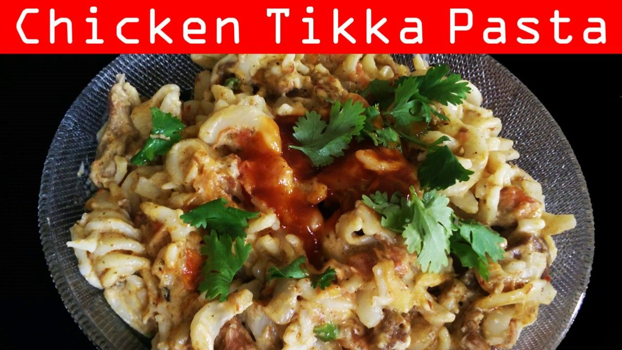 Chicken tikka pasta smoky flavor hindi urdu food recipe chicken tikka pasta smoky flavor hindi urdu forumfinder Image collections