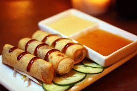 Yummy Veggie And Noodle Rolls