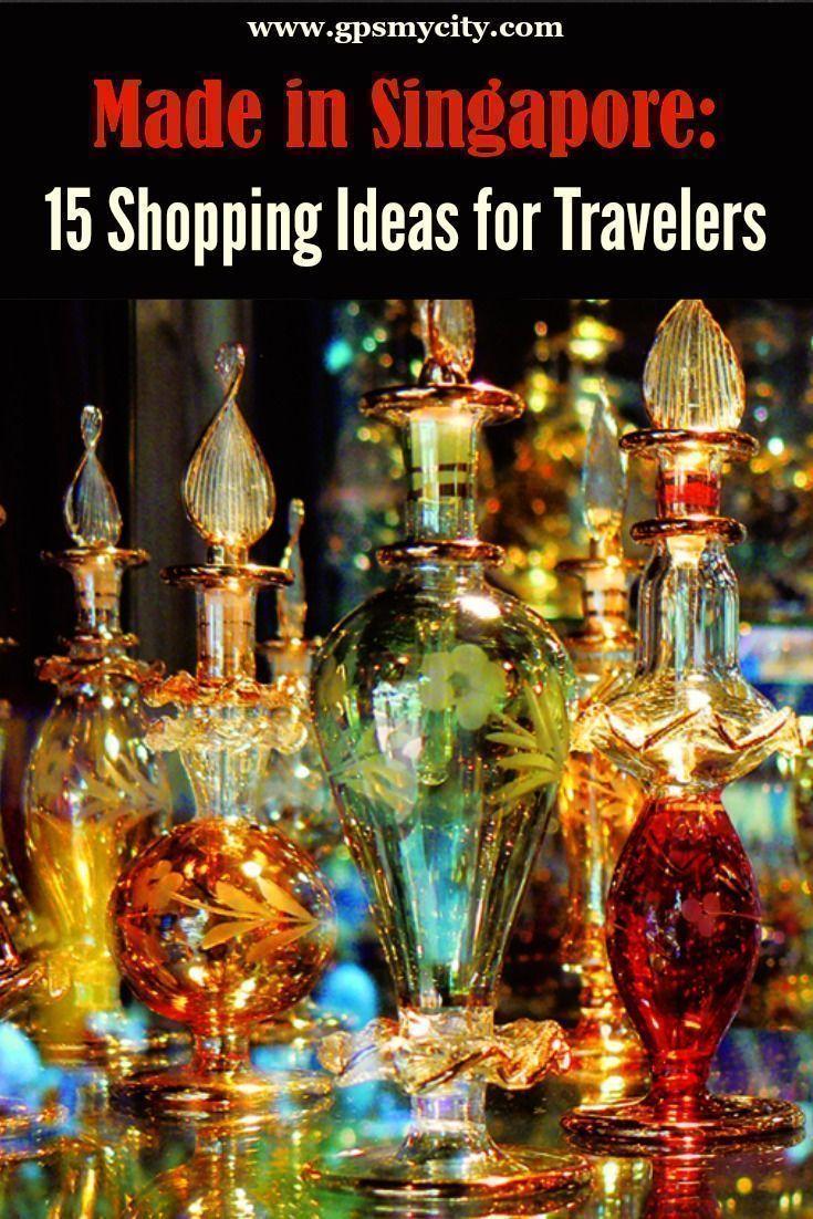 Traveler's Guide to Singapore 15 Souvenirs to Bring Home