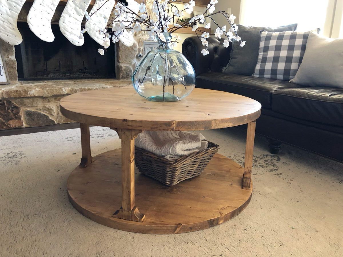 Diy Modern Round Coffee Table Io Net Home In 2020 Round Coffee Table Living Room Coffee Table Round Coffee Table Modern [ 1080 x 770 Pixel ]