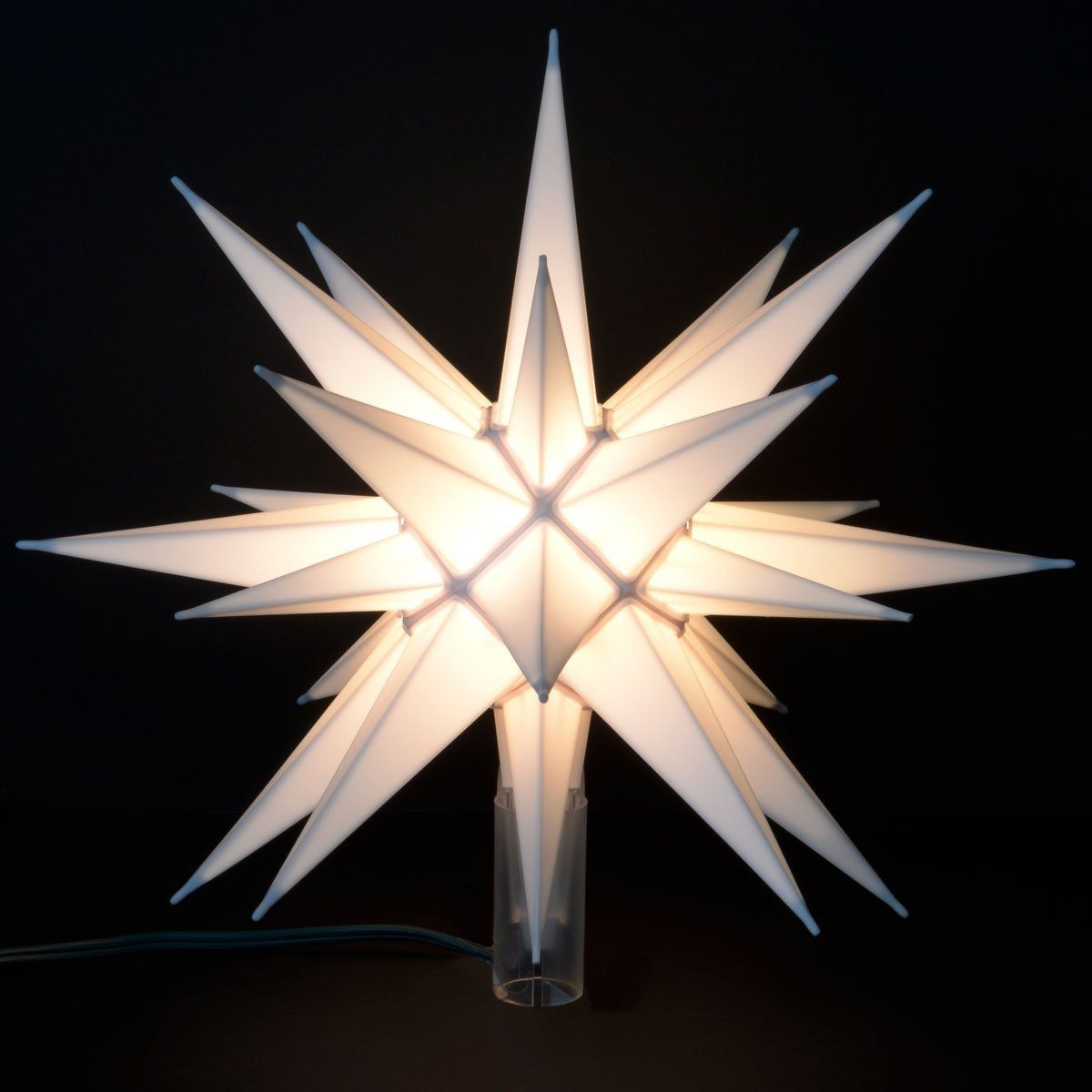 Outdoor Lighted Star Outdoor lighted star tree topper httpafshowcaseprop outdoor lighted star tree topper workwithnaturefo