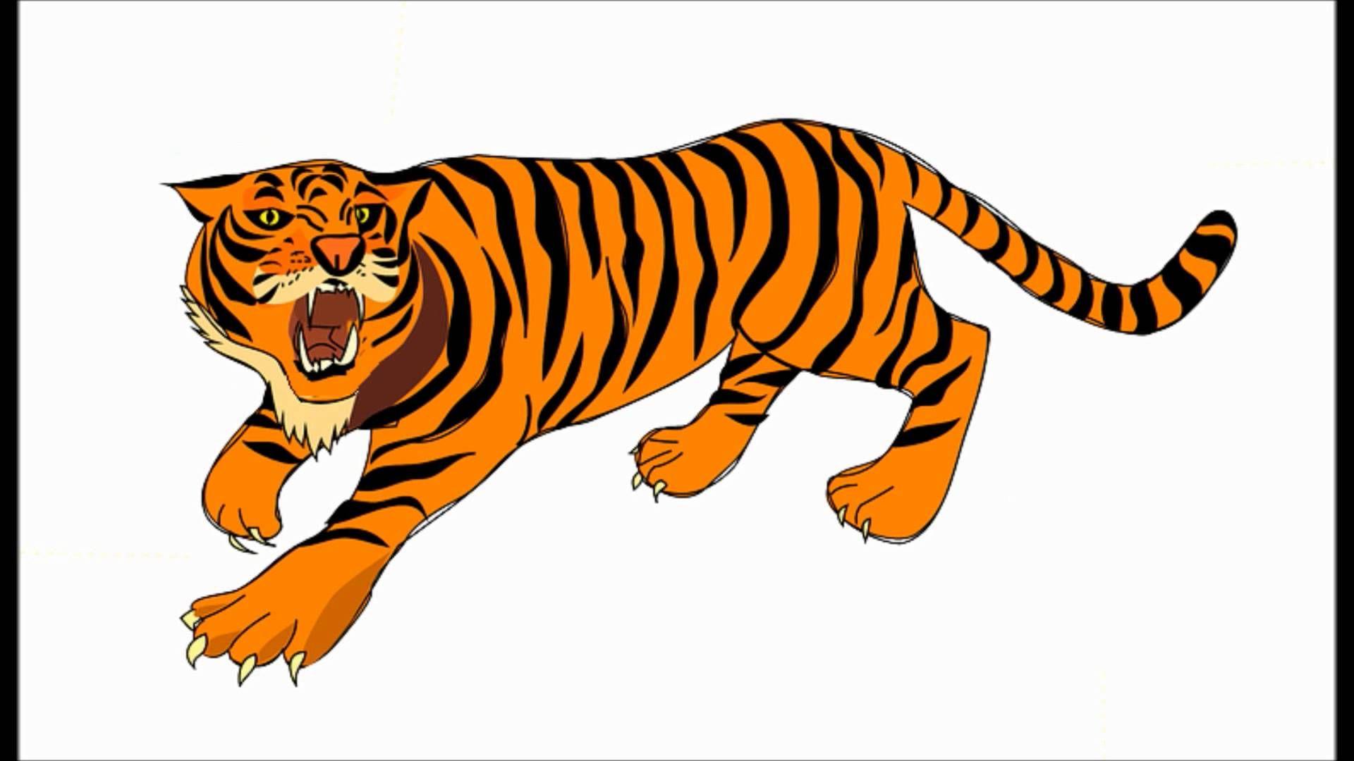Tigre Animada Buscar Con Google Animals 2 Pinterest Buscar  # Muebles Tigre Infantiles