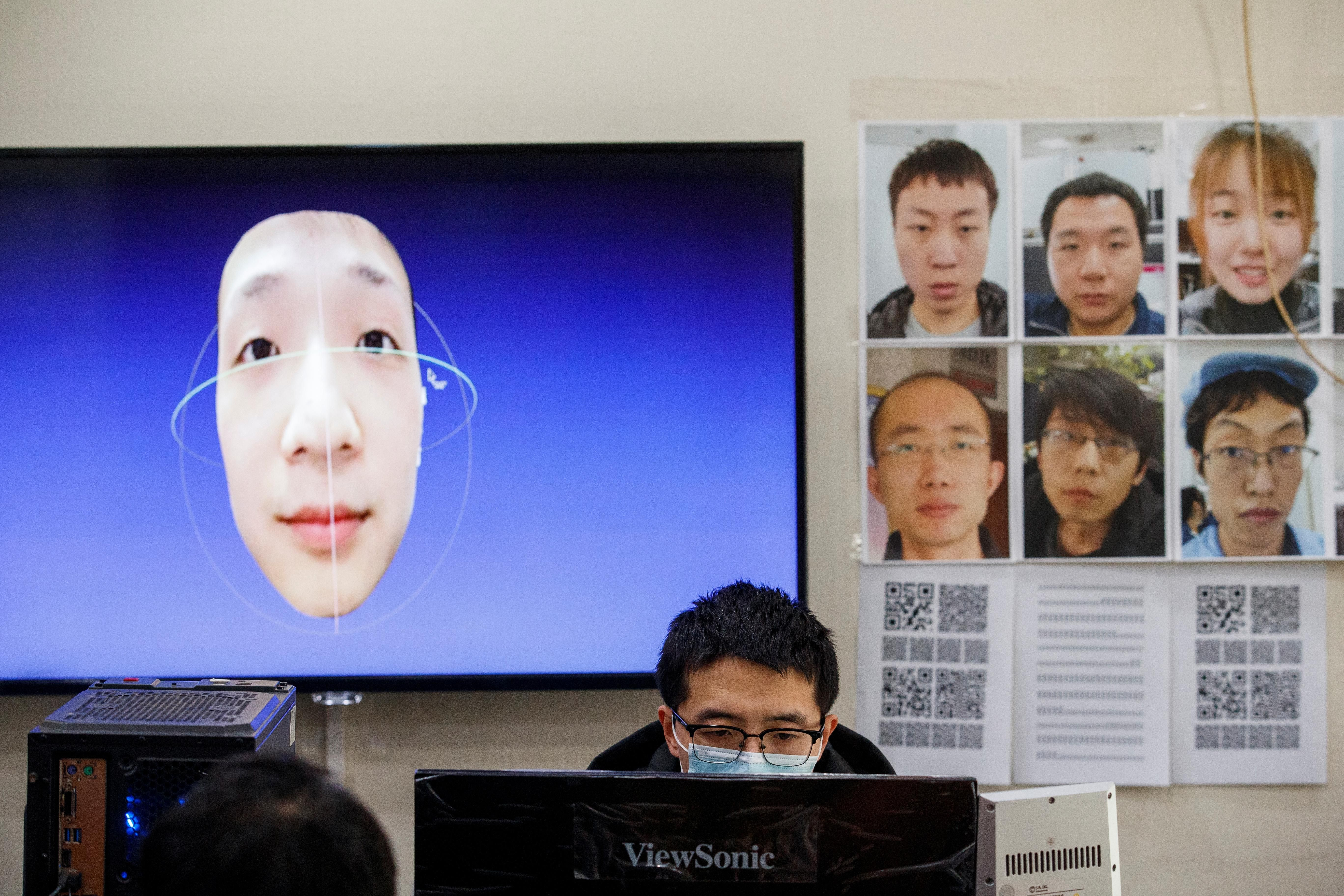 Even maskwearers can be ID'd, China facial recognition