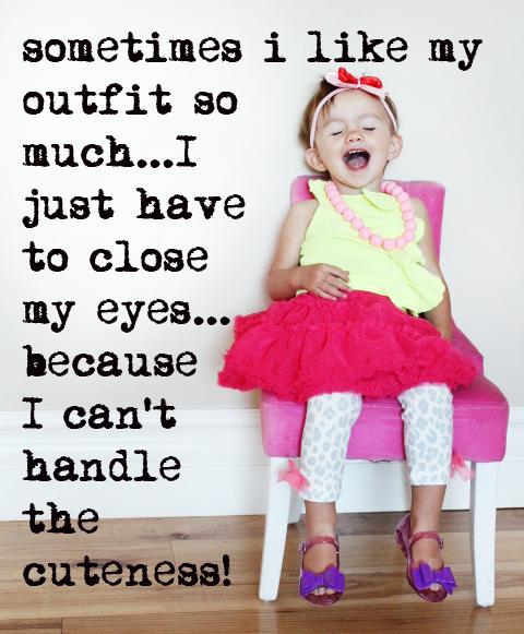 Kandeeland: Lil Fashionista Friday | Fashion quotes funny, Kids fashion quotes, Funny fashion
