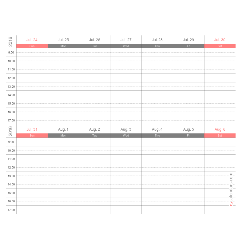 Calendar Preview  Plan It    Schedule Templates