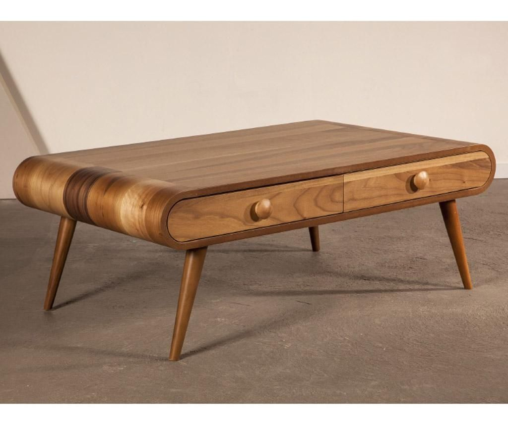 Masuta De Cafea Sisely Coffee Table Furniture Coffe Table Decor Wooden Coffee Table [ 860 x 1024 Pixel ]