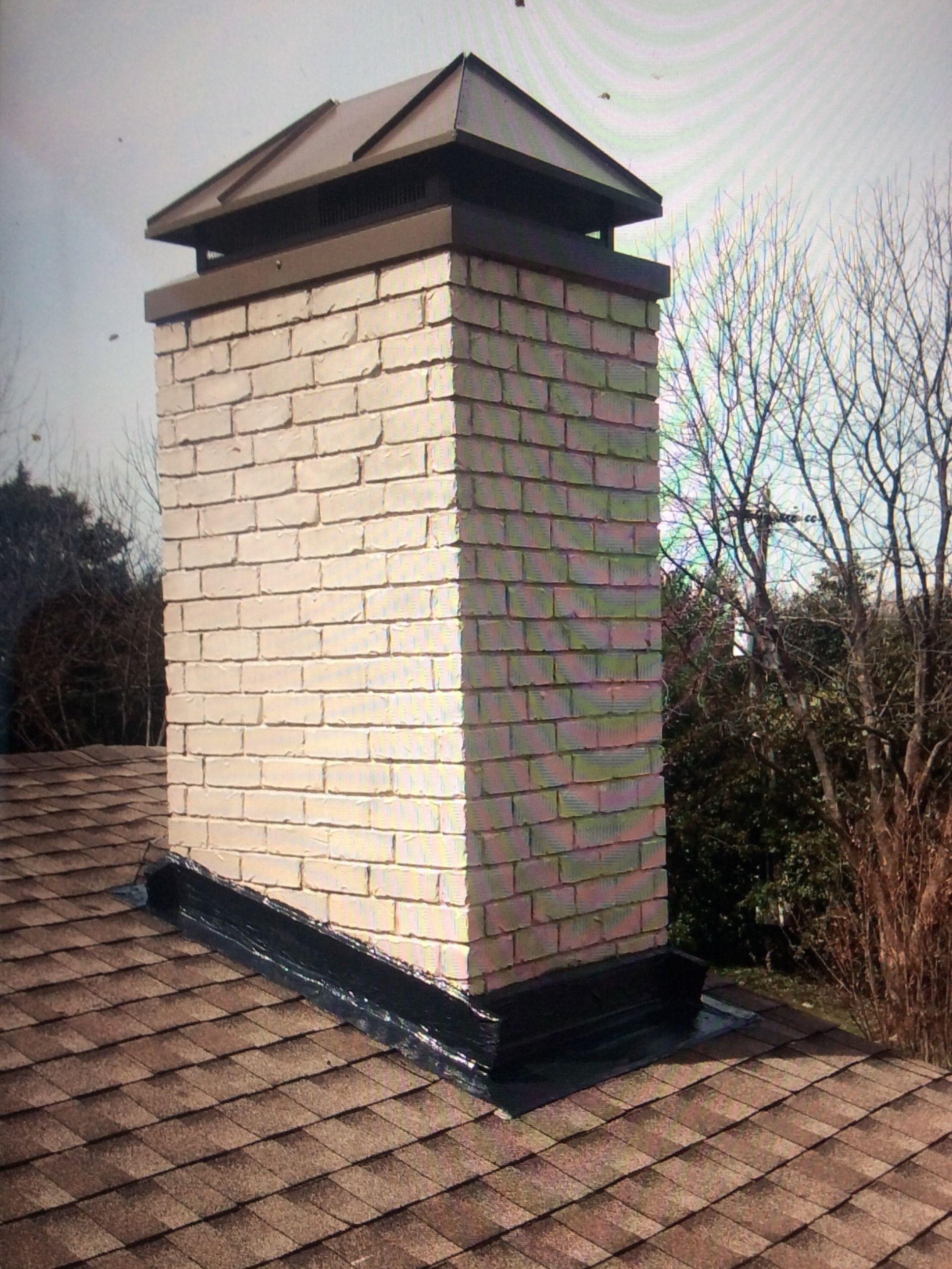 Plus a free estimate! in 2020 Chimney cap, Cap, Hip roof