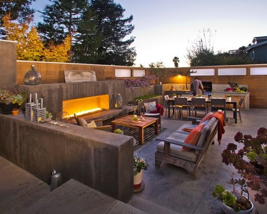 Best Patio Design Ideas Remodel Pictures Houzz Backyard