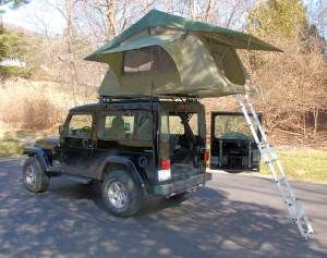 Posts From April 2012 On Compact Camping Concepts Jeep Tent Jeep Wrangler Jeep