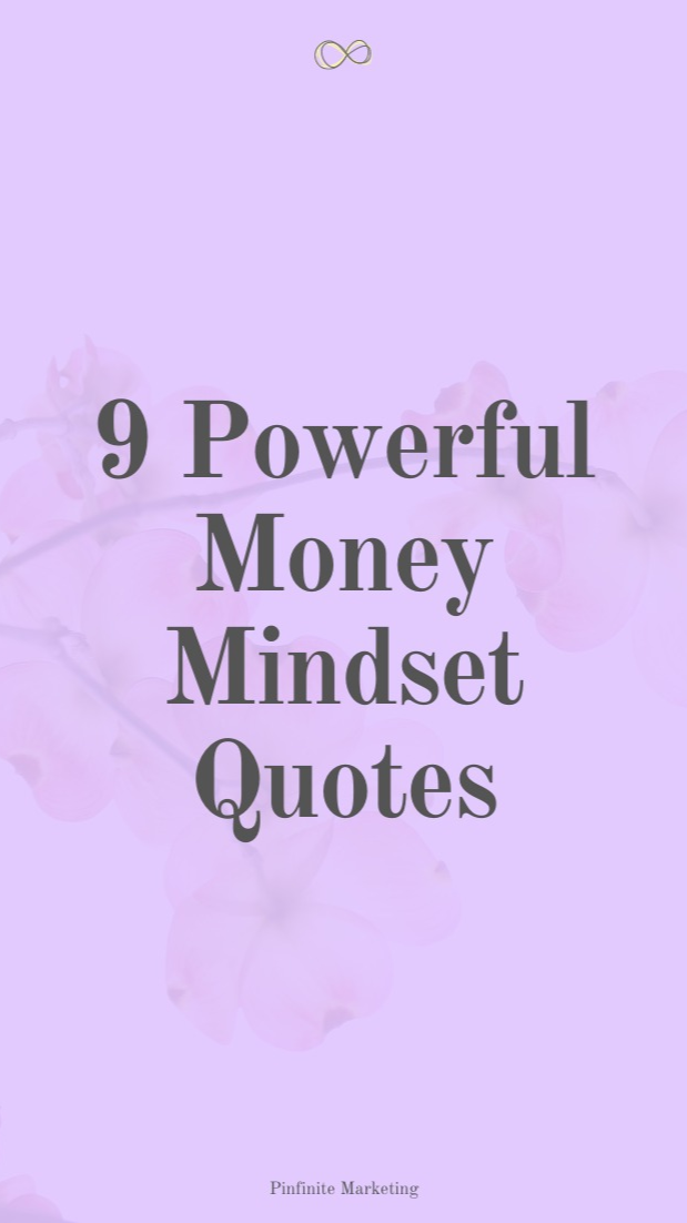 9 Quotes to Shift Your Money Mindset