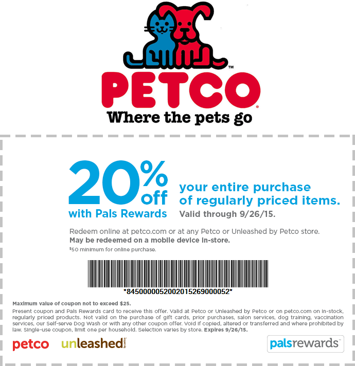 Pinned September 23rd 20 Off At Petco Or Online Via Promo Code Bff20 Coupon Via The Coupons App Coupon Apps Petco App