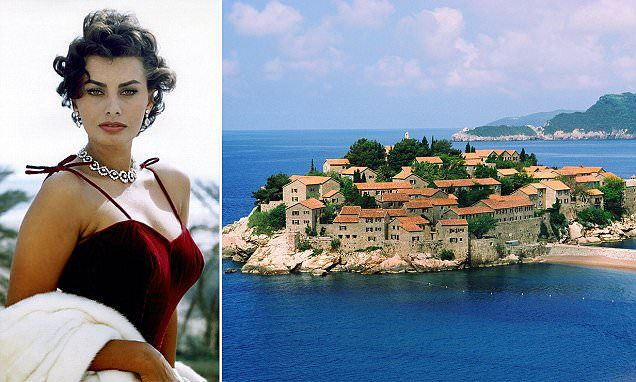 Beauty in the Balkans: Montenegro is cheaper and less crowded than the French Riviera - and knows how to do glamour, too (Sophia Loren, after all, spent her summers there)   Daily Mail Online