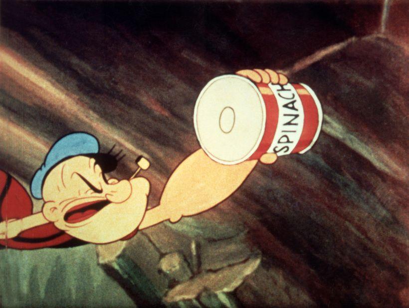 Popeye 90 Años De Historia Del Personaje Que Sigue Sacando Músculo 1 Popeye El Marino Domestika Sacar Músculos